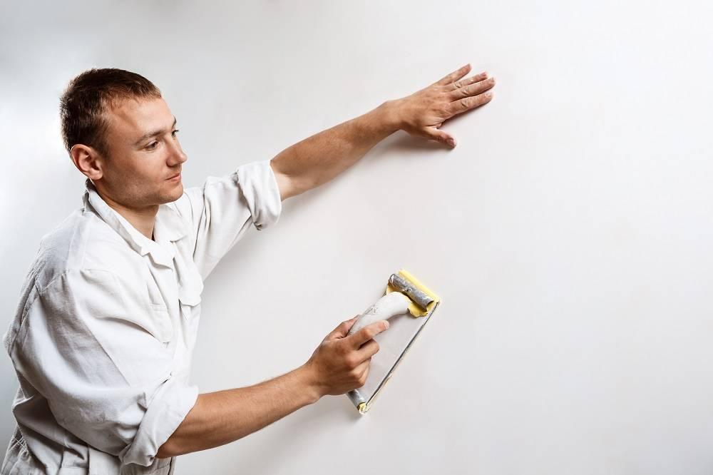 szlifowanie ścian